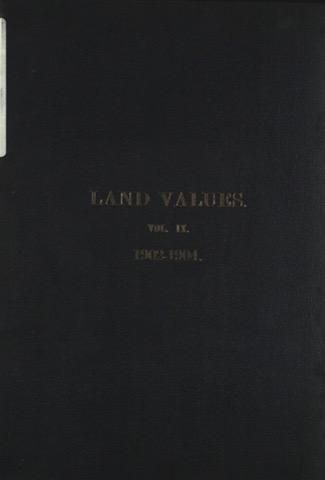 Land Values Vol 09 - 1902-1904