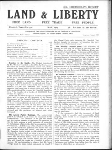 May 1925