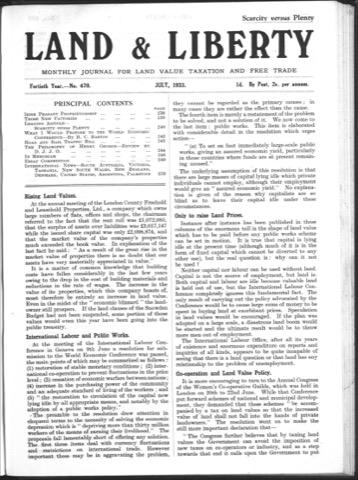 July 1933