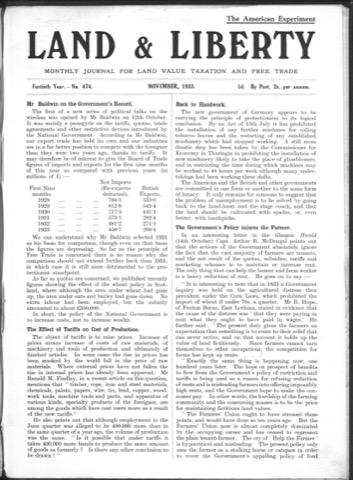 November 1933