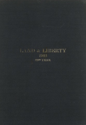 Land and Liberty 1942 - 49th Year